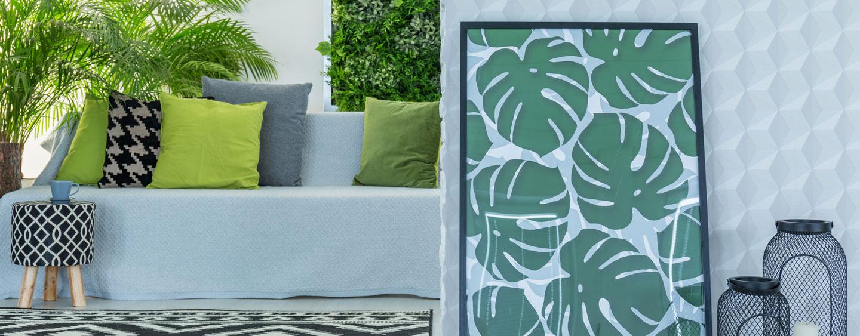 5 idées pour faire entrer la nature dans la maison