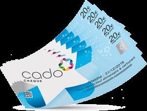 100€ de chèques cadeaux pour vous*