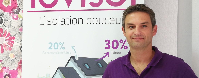 Rencontrez Joël Bentz, fondateur de Lovisol !