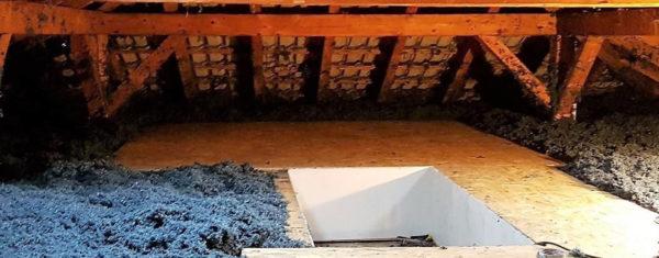 Critères qualité de lisolation par soufflage de coton