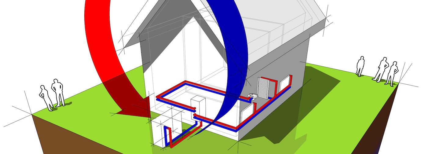 Rénovation énergétique : et si vous passiez à la pompe à chaleur ?
