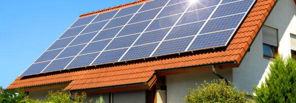 panneau solaires et isolation